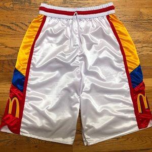 2010 McDonalds All American shorts nba jordan